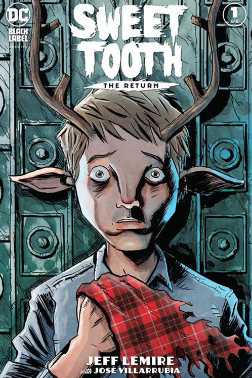 Sweet Tooth The Return 01 - A Lemire