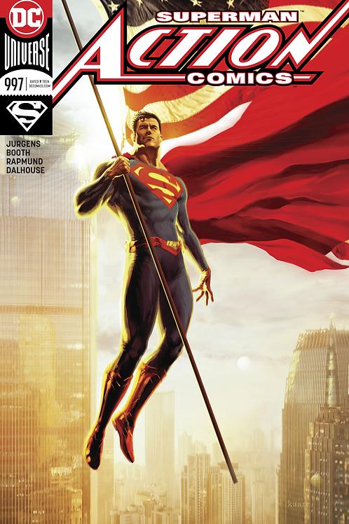 Action Comics 997 Cover B
