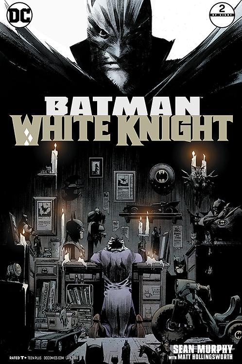 Batman White Knight 02 - Cover A