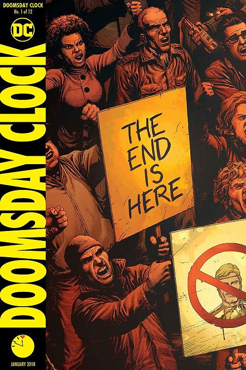 Doomsday Clock 01 - Cover A