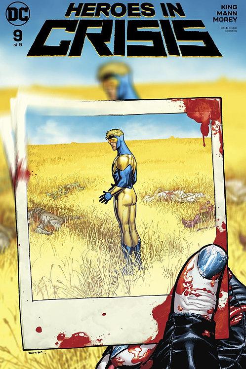 Heroes in Crisis 09 - Cover B Sook
