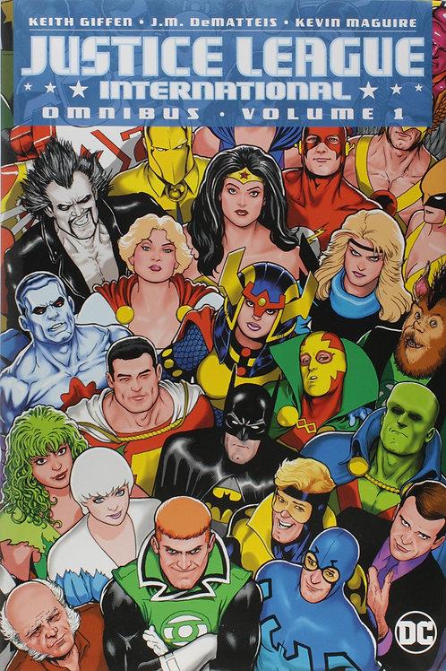Justice League International - Omnibus