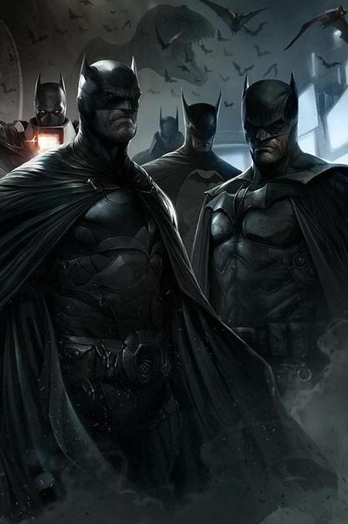 Detective Comics 1000 - Cover Mattina