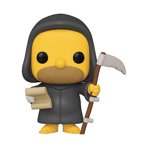 Pop Animation Simpson Reaper Home