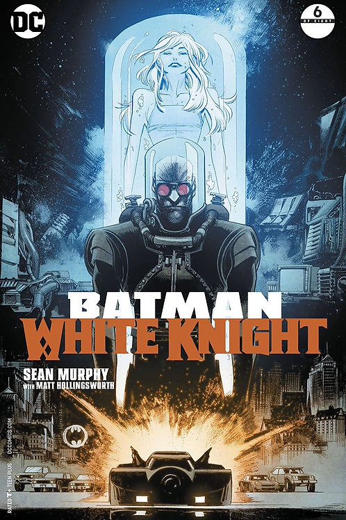 Batman White Knight 06 - Cover A