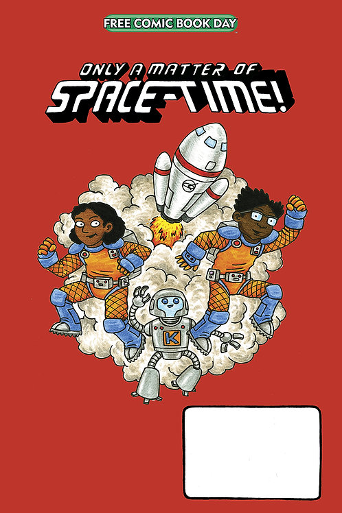 Only Matter of Space Time - FCBD 2020