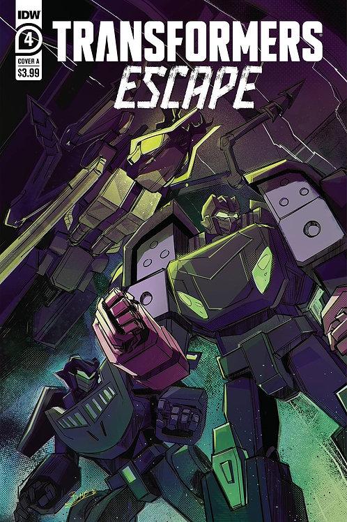 Transformers - Escape 04A McGuire