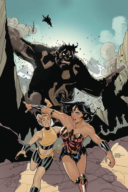 Wonder Woman 68 - Cover A Dodson