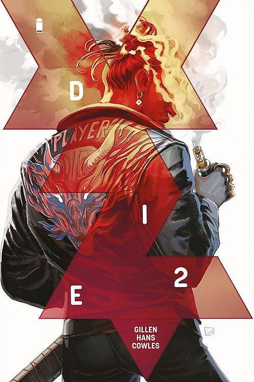 DIE 02 - Cover A Hans