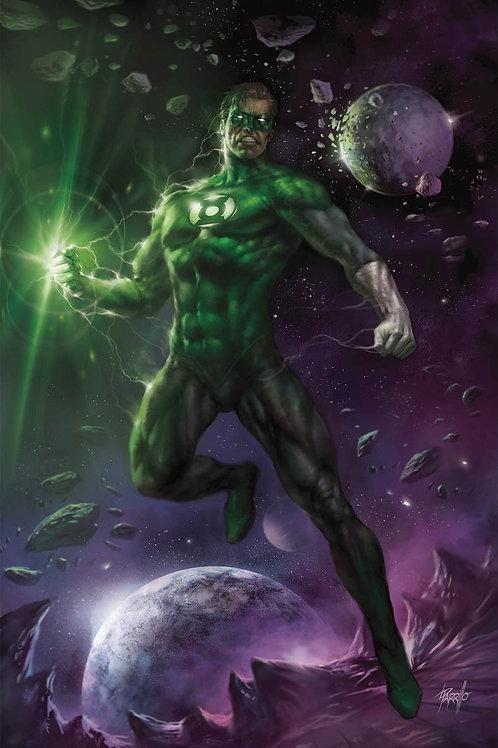 Green Lantern 07 - Cover B Parrillo
