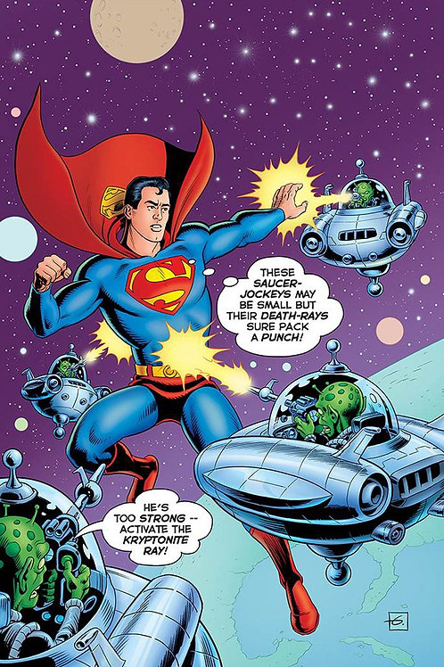 Action Comics1000 - Cover D Dave Gibbons