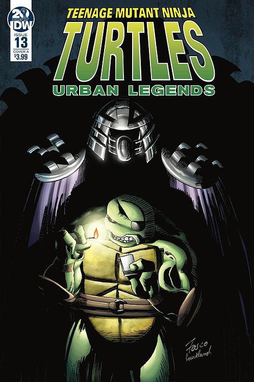 TMNT Urban Legends 13 -Cover A Fosco