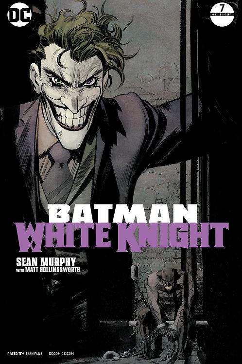 Batman White Knight 07 - Cover A