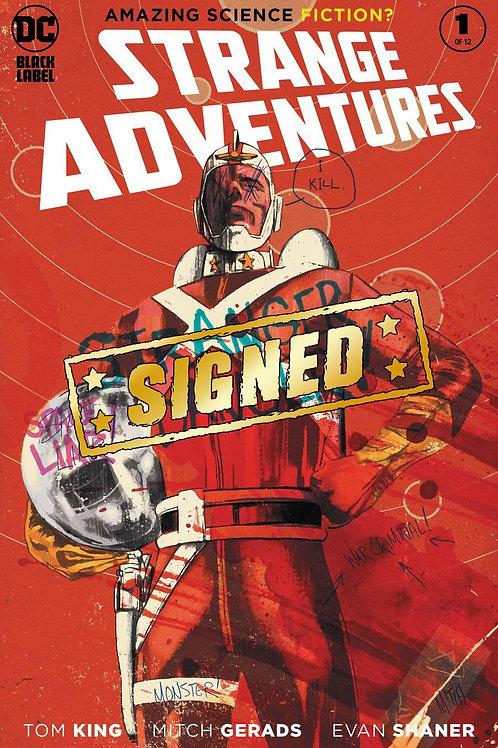 Strange Adventures 01 -Tom King Signed