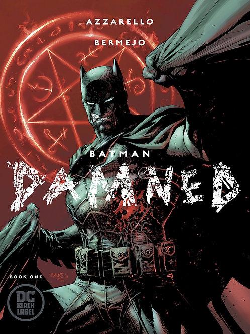 Batman Damned 01 - Cover B Jim Lee