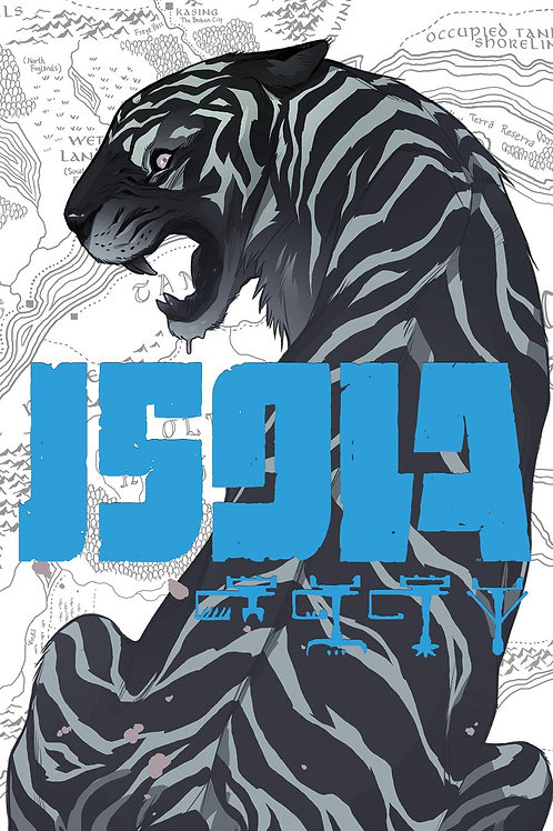 ISOLA 02 - Cover D Kerschl