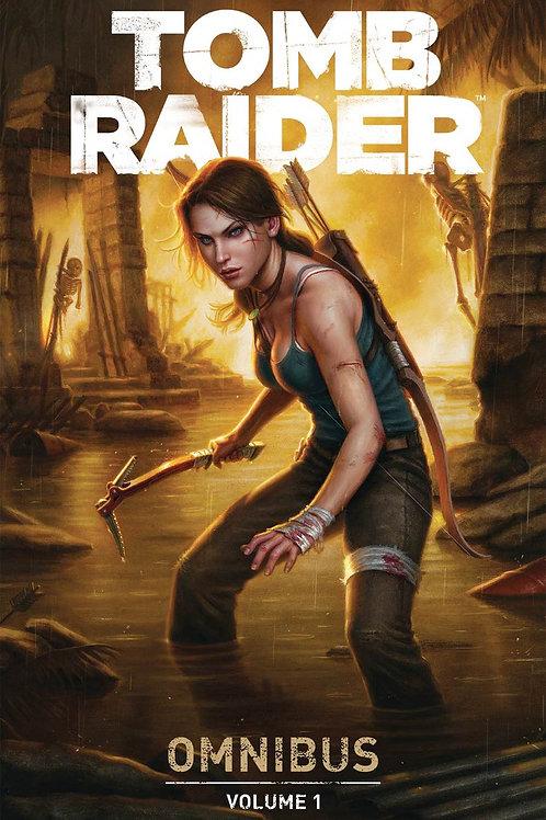 Tomb Raider Vol 1 - Omnibus