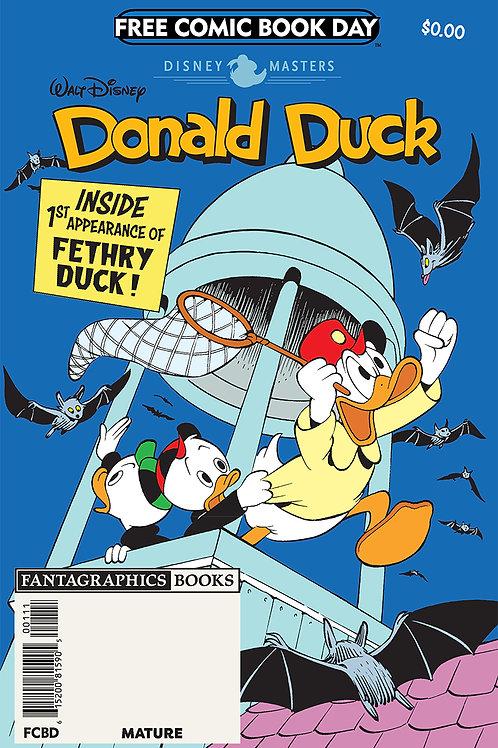 Donald Duck - FCBD 2020