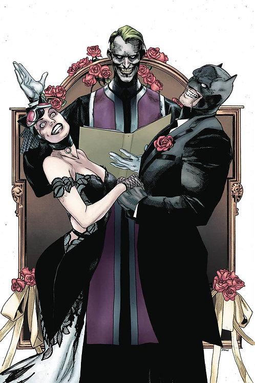 Batman: Preludes to the Wedding TP