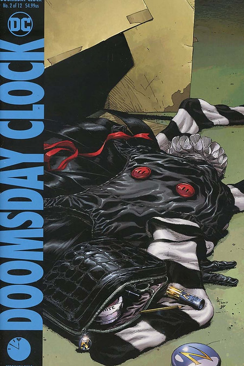 Doomsday Clock 02 - Cover A