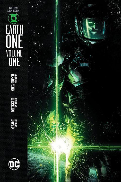 Green Lantern - Earth One | Hard Cover