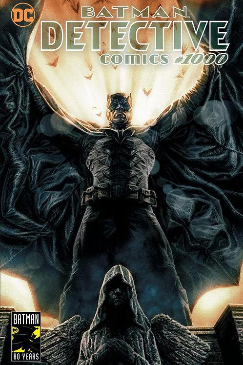 Detective Comics 1000 - Cover Lee Bermejo