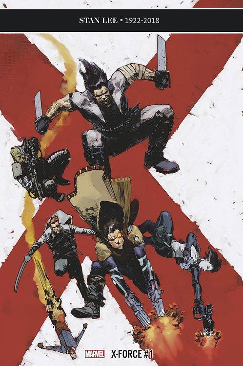 X-Force 01 - Cover E Zaffino