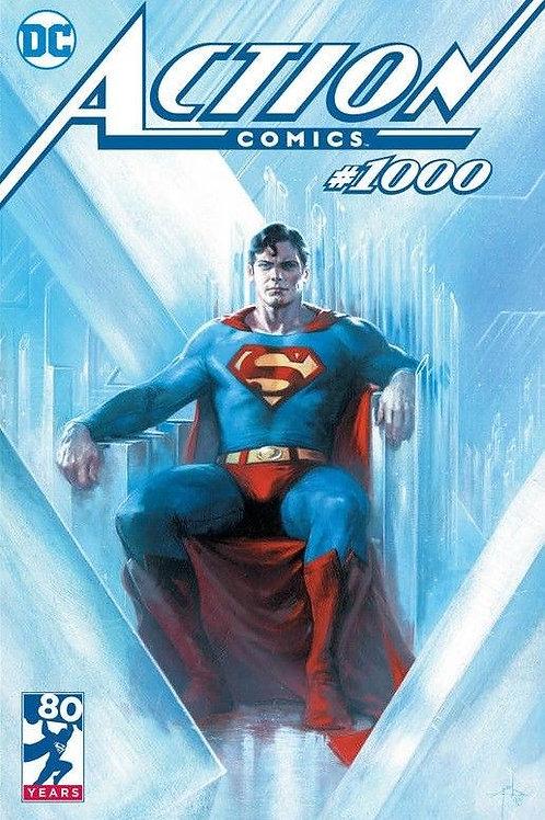Action Comics 1000 - Gabrielle Dell'Otto