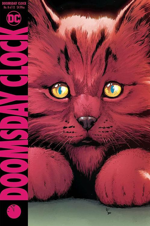 Doomsday Clock 08 - Cover A Gary Frank