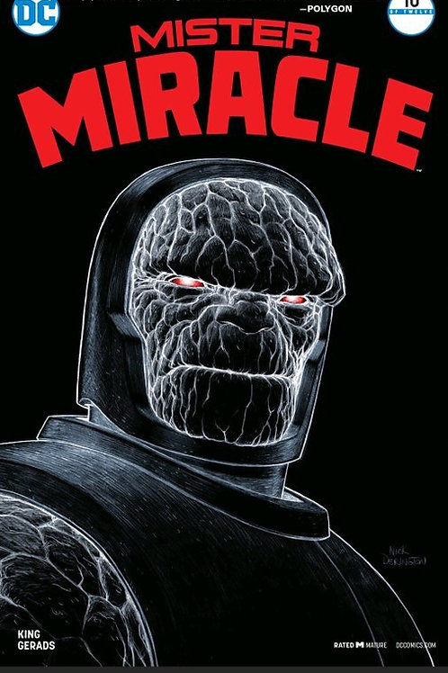 Mister Miracle 10 - Cover A Nick Derington