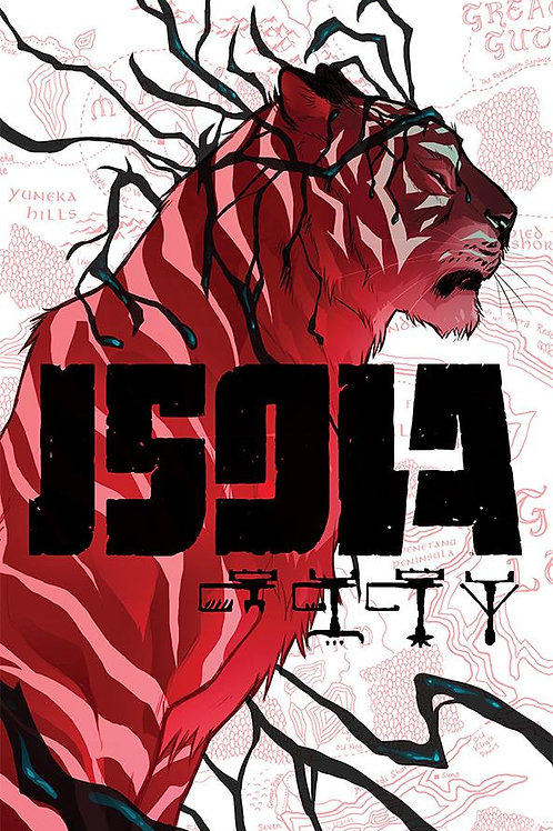 ISOLA 06 - Cover A Kerschl
