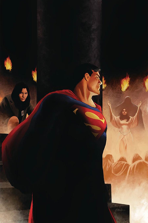 Action Comics 1010 - Cover A Epting