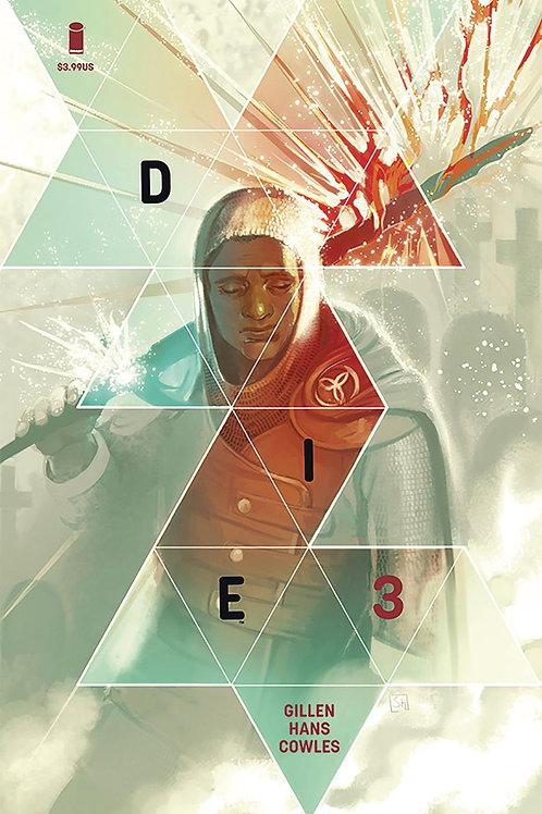 DIE 03 - Cover A Hans