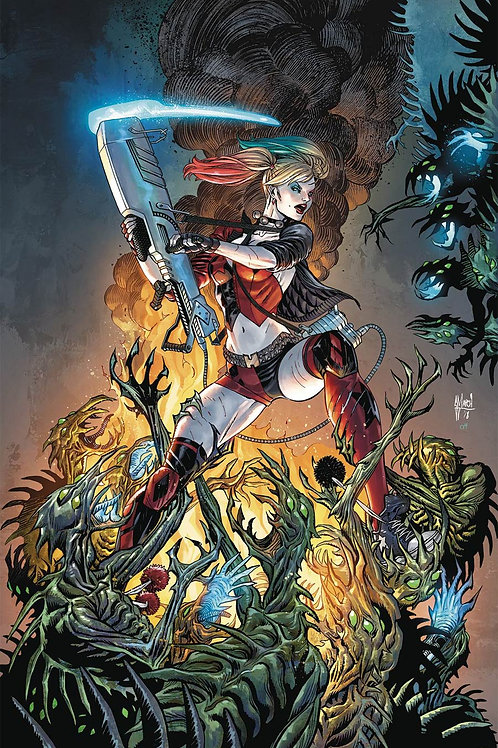 Harley Quinn 60 - Cover A March