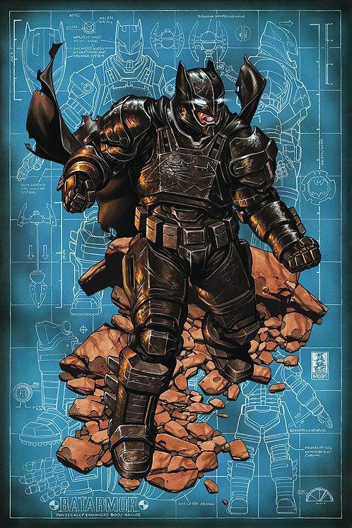 Detective Comics 1002 - Cover B Brooks
