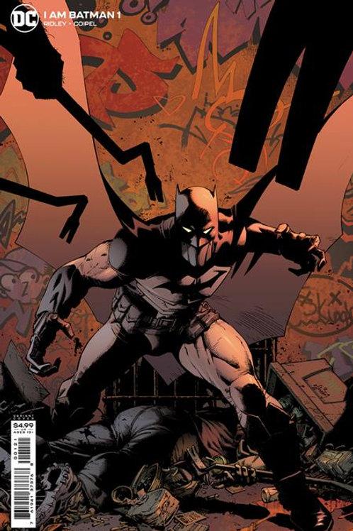 I AM BATMAN 01B - CAPULLO