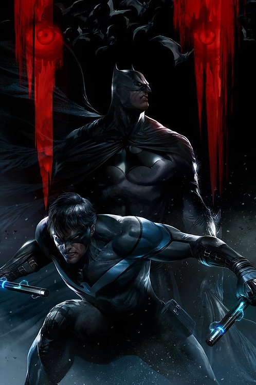 Batman 56 - Cover B Francesco Mattina