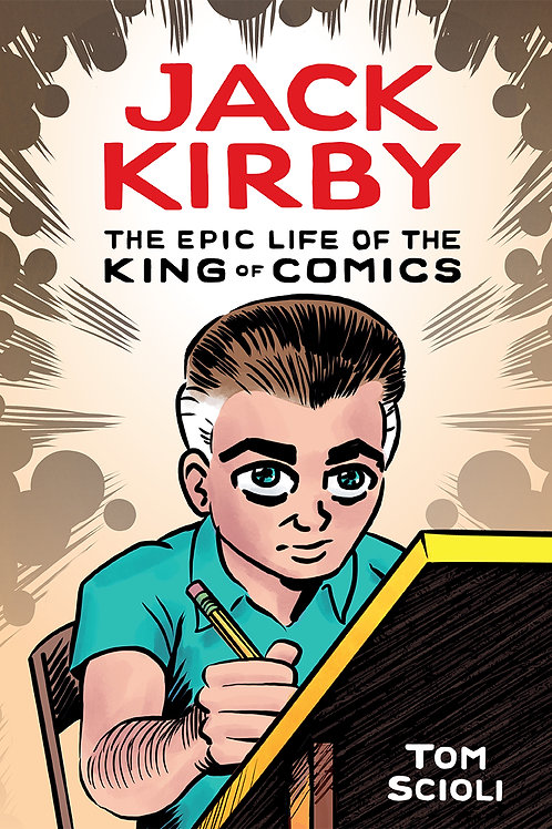 Jack Kirby - FCBD 2020