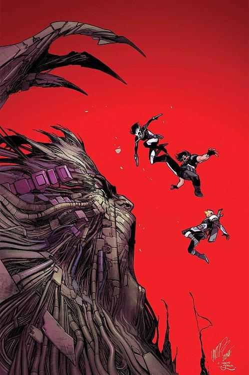 X-Force 03 - Cover A Larraz