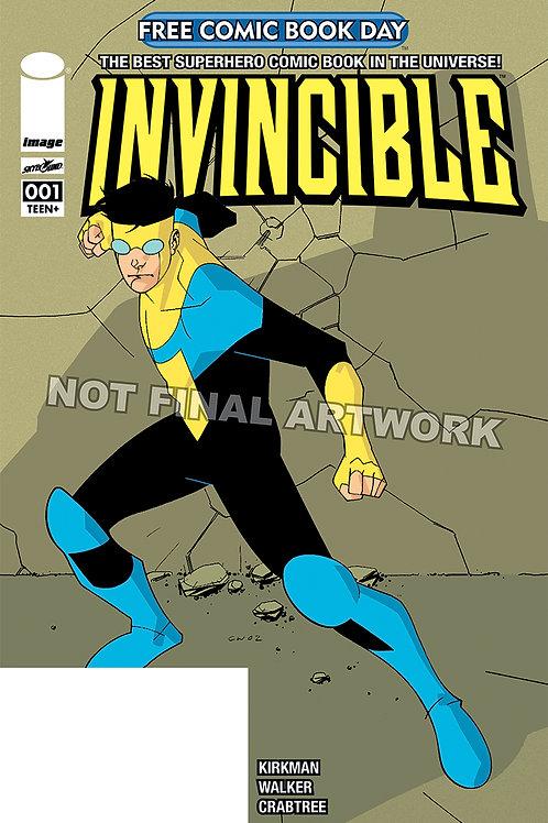 Invincible - FCBD 2020
