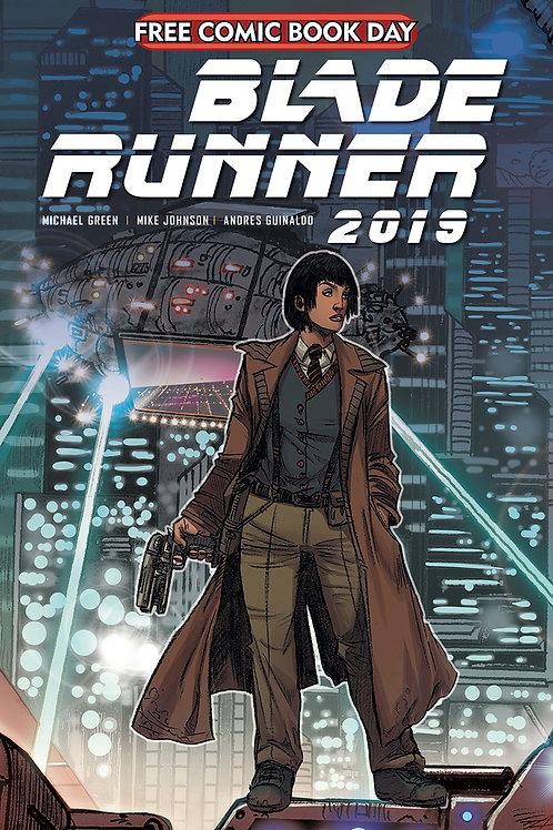 Blade Runner - FCBD 2020