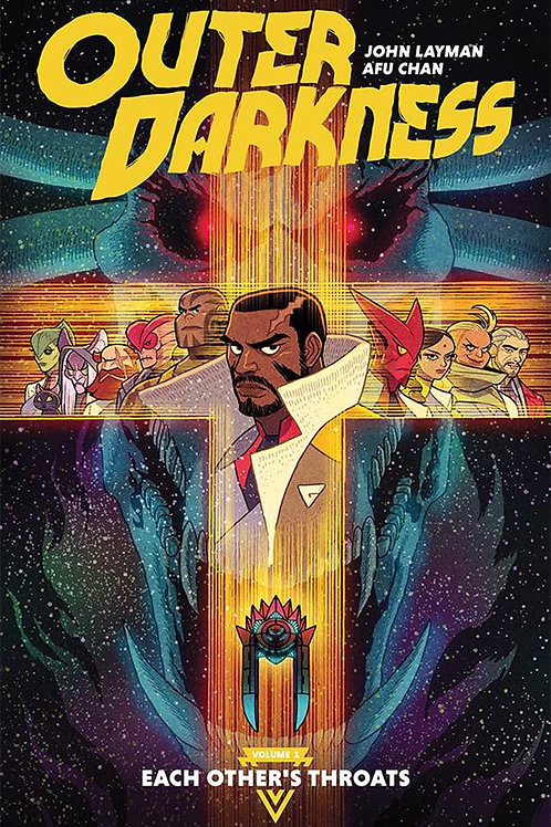 Outer Darkness Vol. 1 . TP