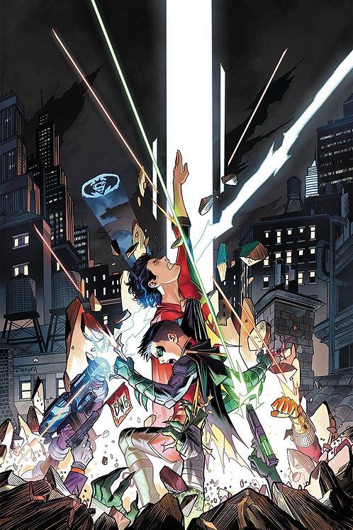 Adventures of the Super Sons 01 - Cover A Dan Mora