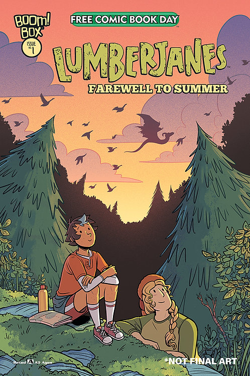 Lumberjanes - FCBD 2020