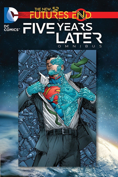 Futures End: Five Years Later - Omnibus