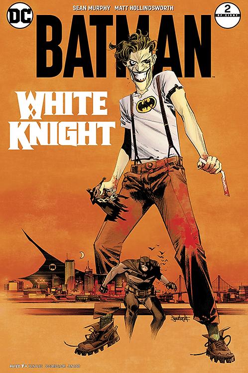 Batman White Knight 02 - Cover B
