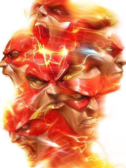 FLASH 50 - Cover B Francesco Mattina