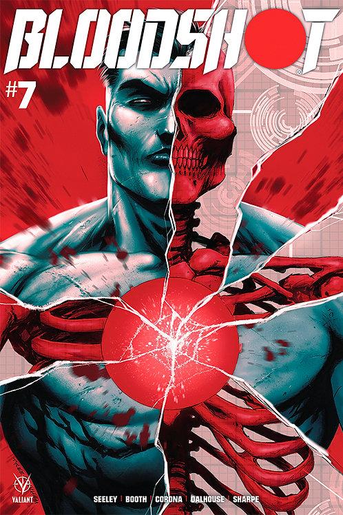 Bloodshot 07 - Cover A Kirkham