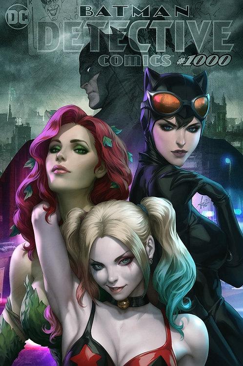 Detective Comics 1000 - Cover Artgerm