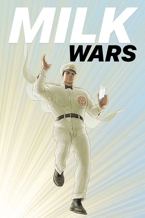 Milk Wars - Set Cover A